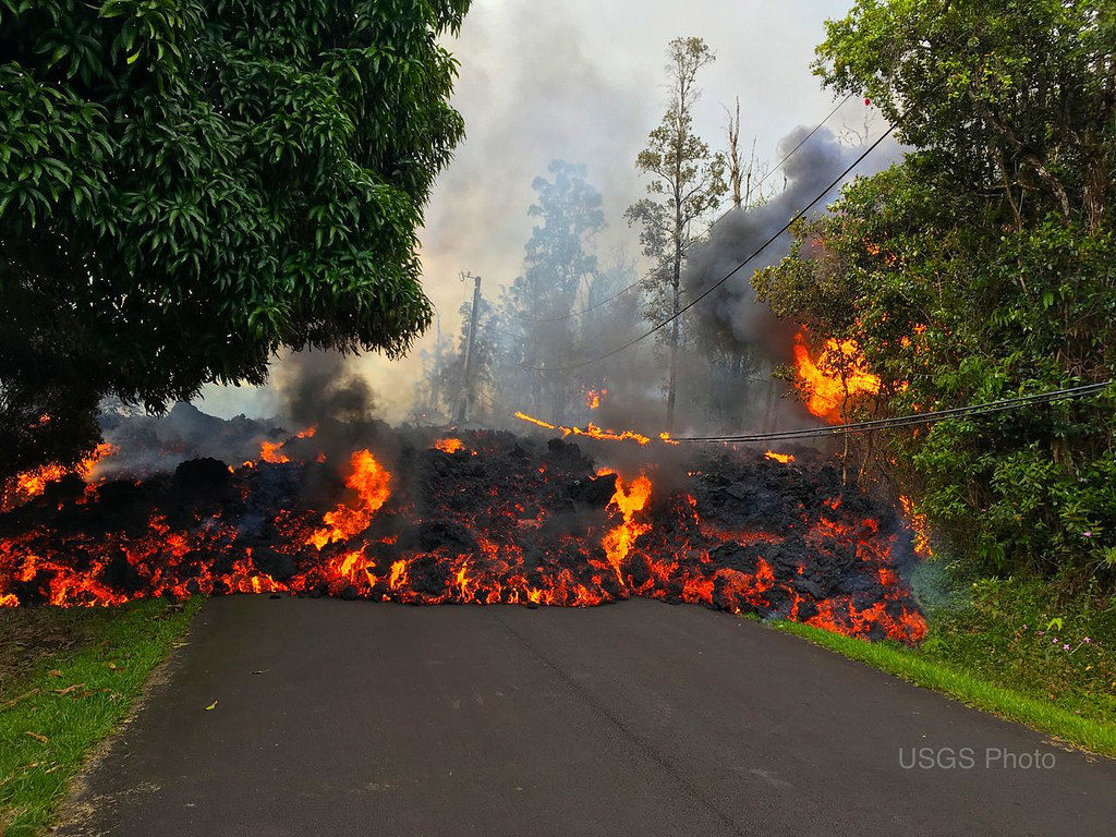 Hawaii's 2018 eruption affecting the Big Island's population