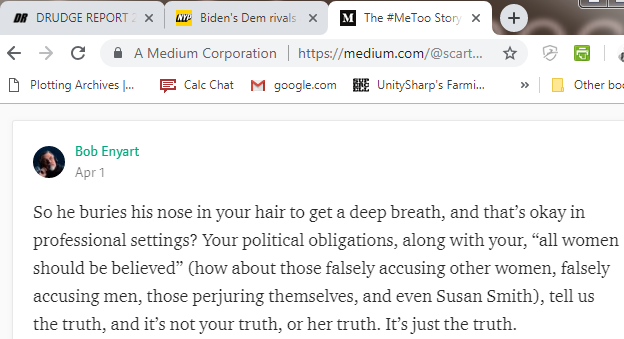 Creepy Joe Biden smelling defense secretary's wife's hair...