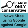 Conservative multisite news search button