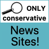 Conservative site search button with fewer words