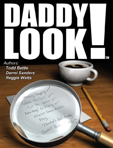Daddy Look! book cover