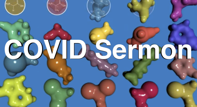 Bob Enyart's Denver Bible Church COVID molecular biology sermon