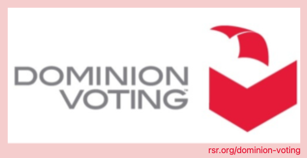 Dominion Voting logo