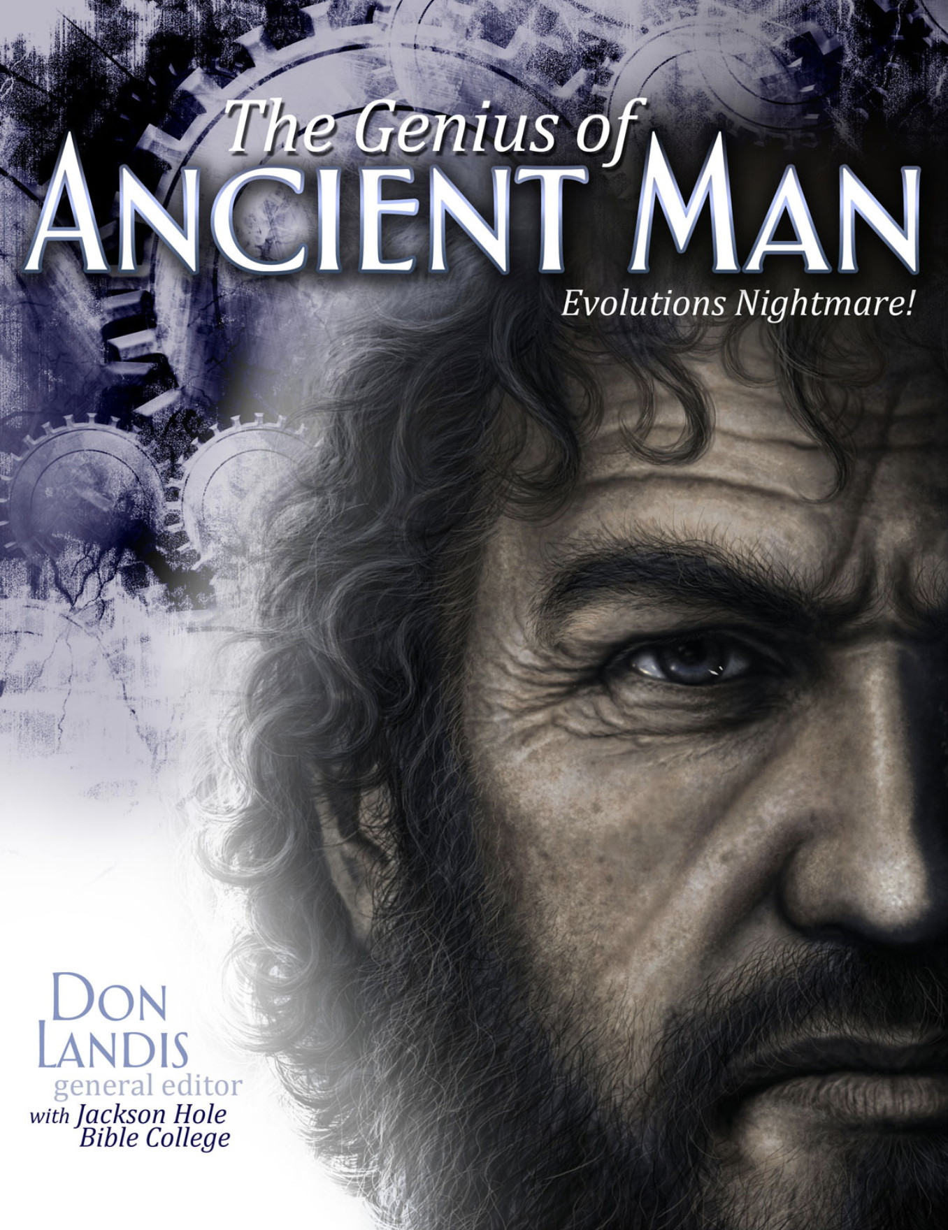 Genius of Ancient Man, Don Landis