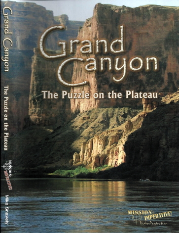 RSR friend Mike Snavely's video on the origin of the Grand Canyon based on Walt Brown's model