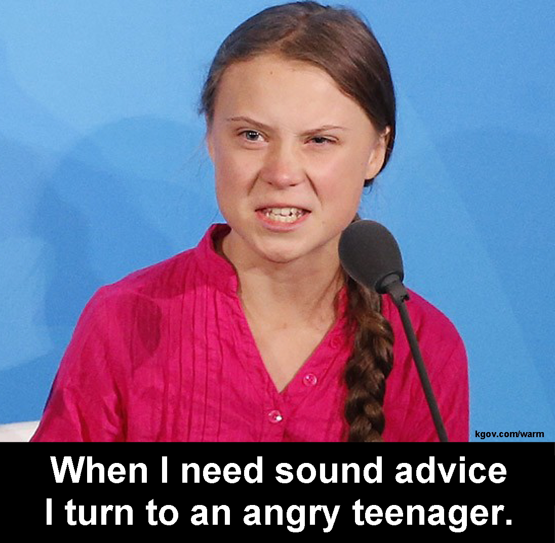 When I need advice, I turn to an angry teenager.