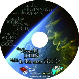Is the Man God? Bob Enyart's Bible Study