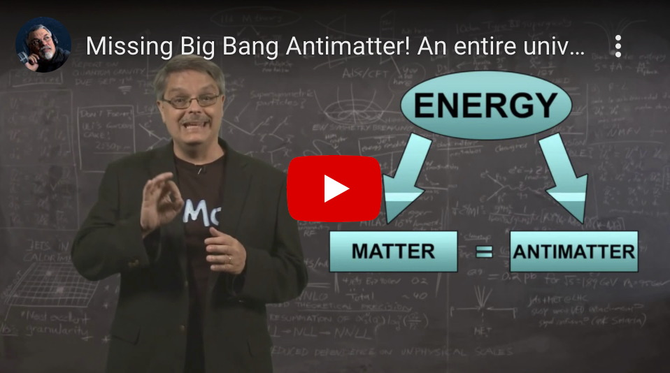See the missing antimatter segment of RSR's BB video