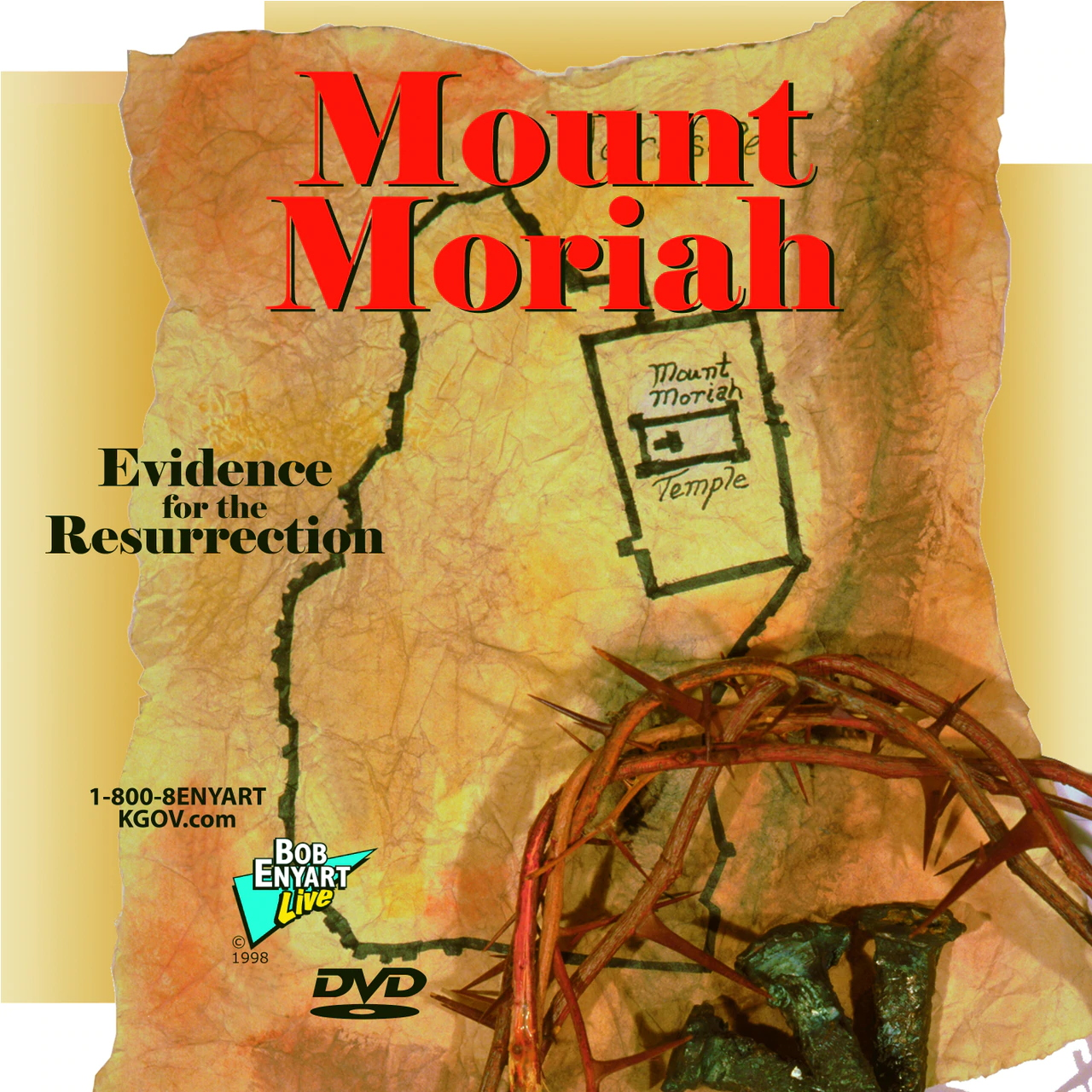 BEL's Mount Morah video on the Evidence for the Resurrection