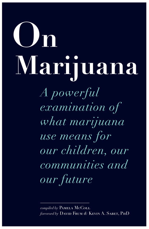 Pamela McColl's book, On Marijuana