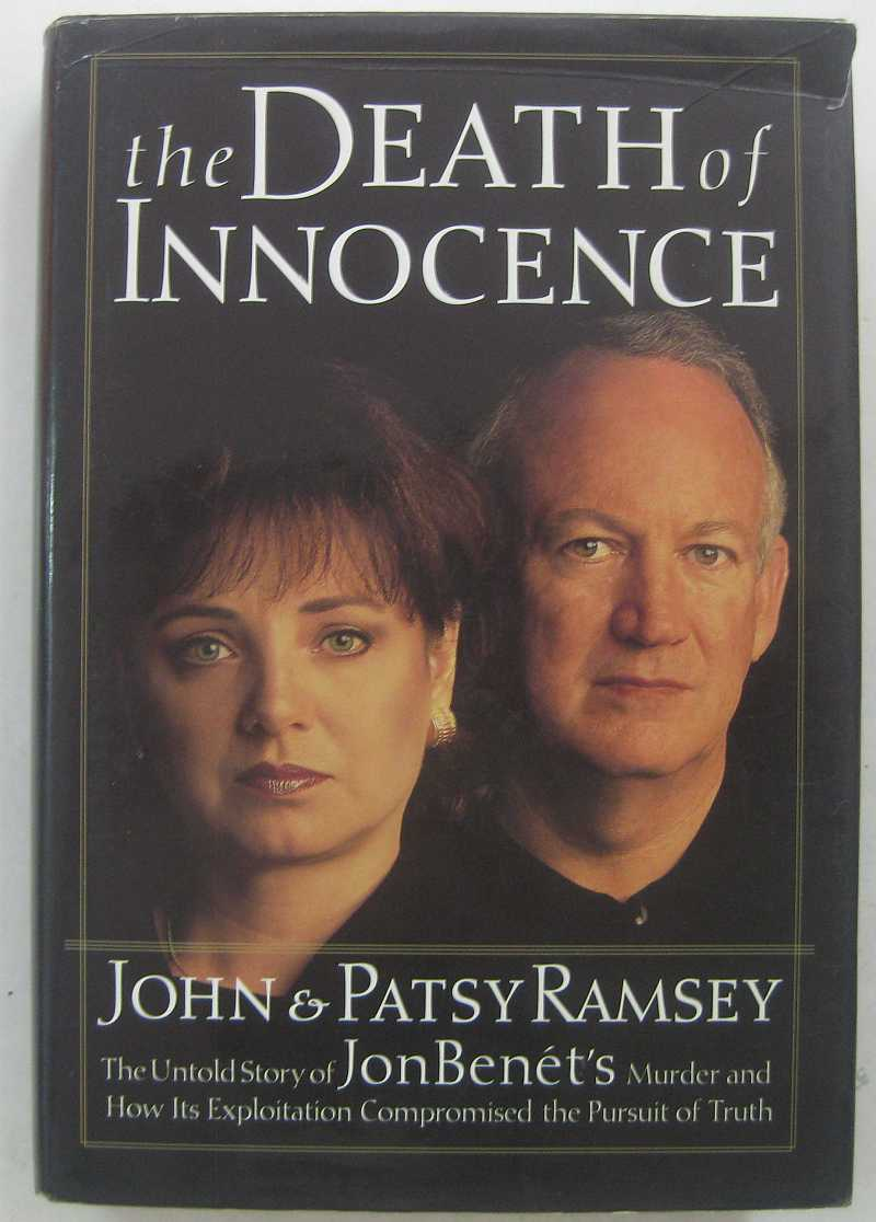 Death of Innocence with the parents, and not the daughter, on the cover