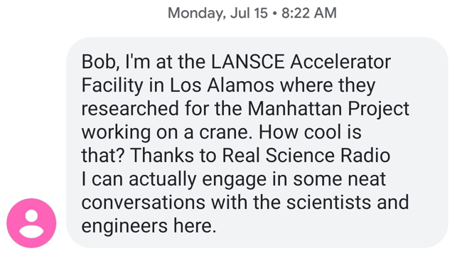 RSR endorsement text from contractor at Los Alamos Nat'l Labs