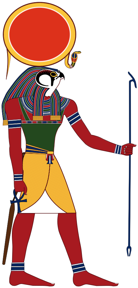 Egyptian Sun god Ra