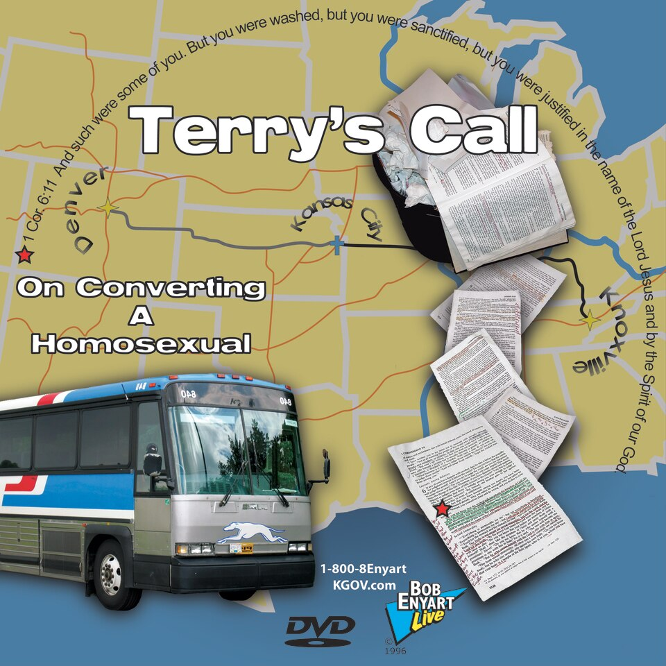 Terry's Call: A homosexual until...