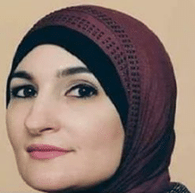 This is Linda, a Muslim who escaped her homeland who's now trying to turn America into a Muslim natjion