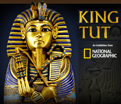 King Tut National Geographic exhibit
